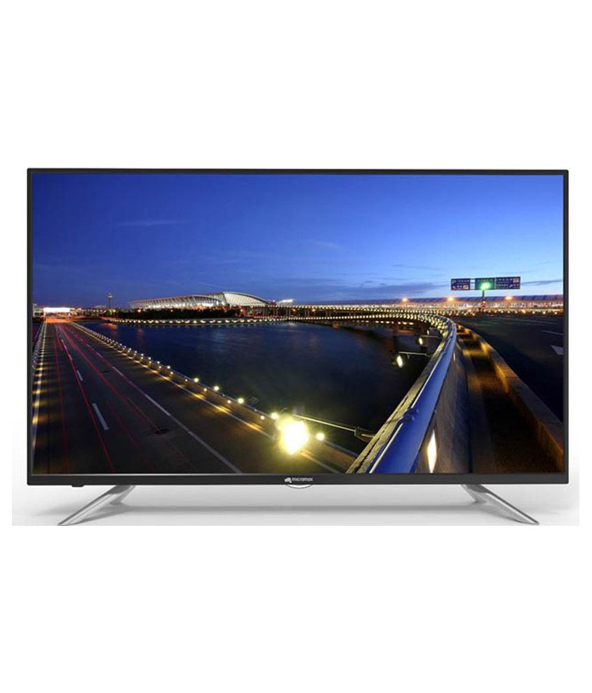 Micromax 40Z3420FHD/40Z4500FHD/40Z7550FHD/40Z6300FHD 100 cm (40) Full HD LED Television With 1 + 2 Year Extended Warranty