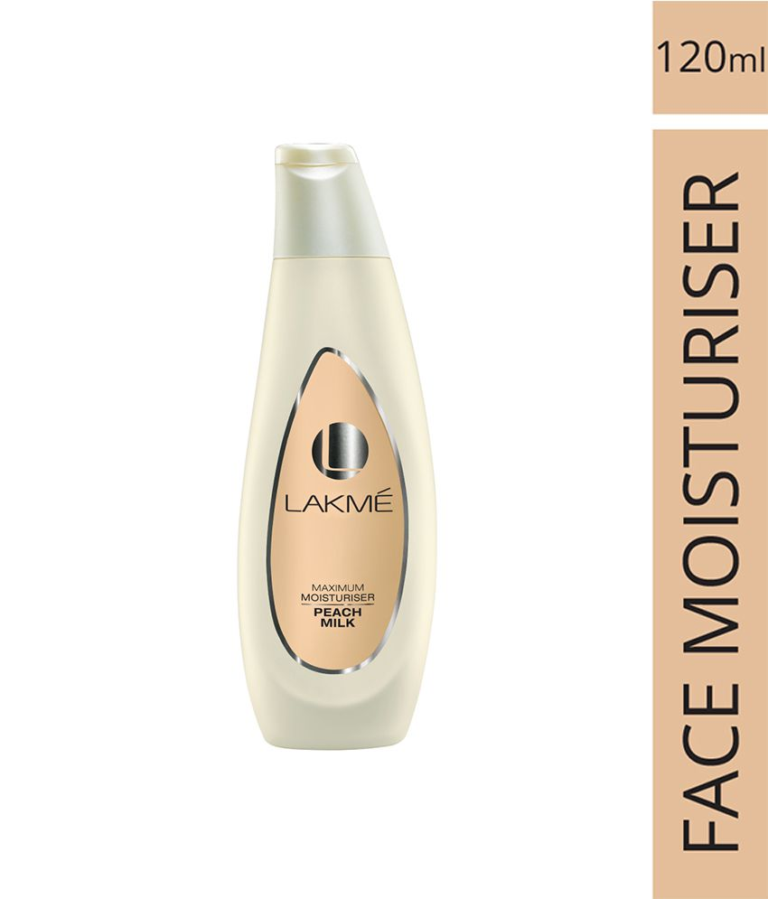 Lakme Peach Milk Moisturizer Body Lotion 120 Ml