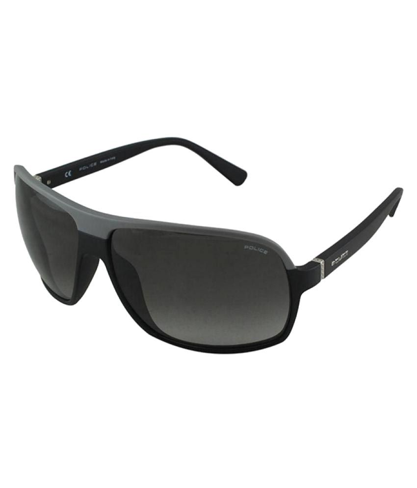 52a95627552 Police Grey Wayfarer Sunglasses S1856V 096T available at SnapDeal for  Rs.5185