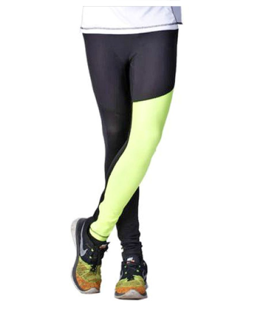 Atheno Mens Sports Gym Tight Fitted Lycra Legging