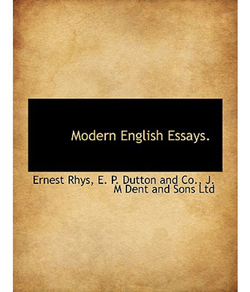 Where to buy english essays
