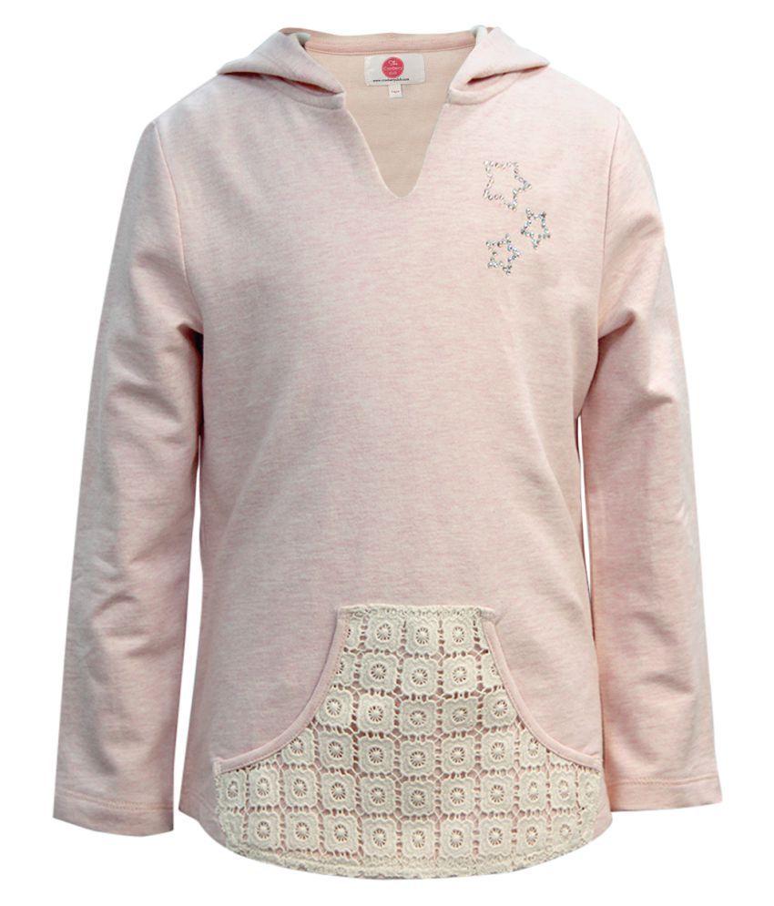 The Cranberry Club Pink Sweatshirt