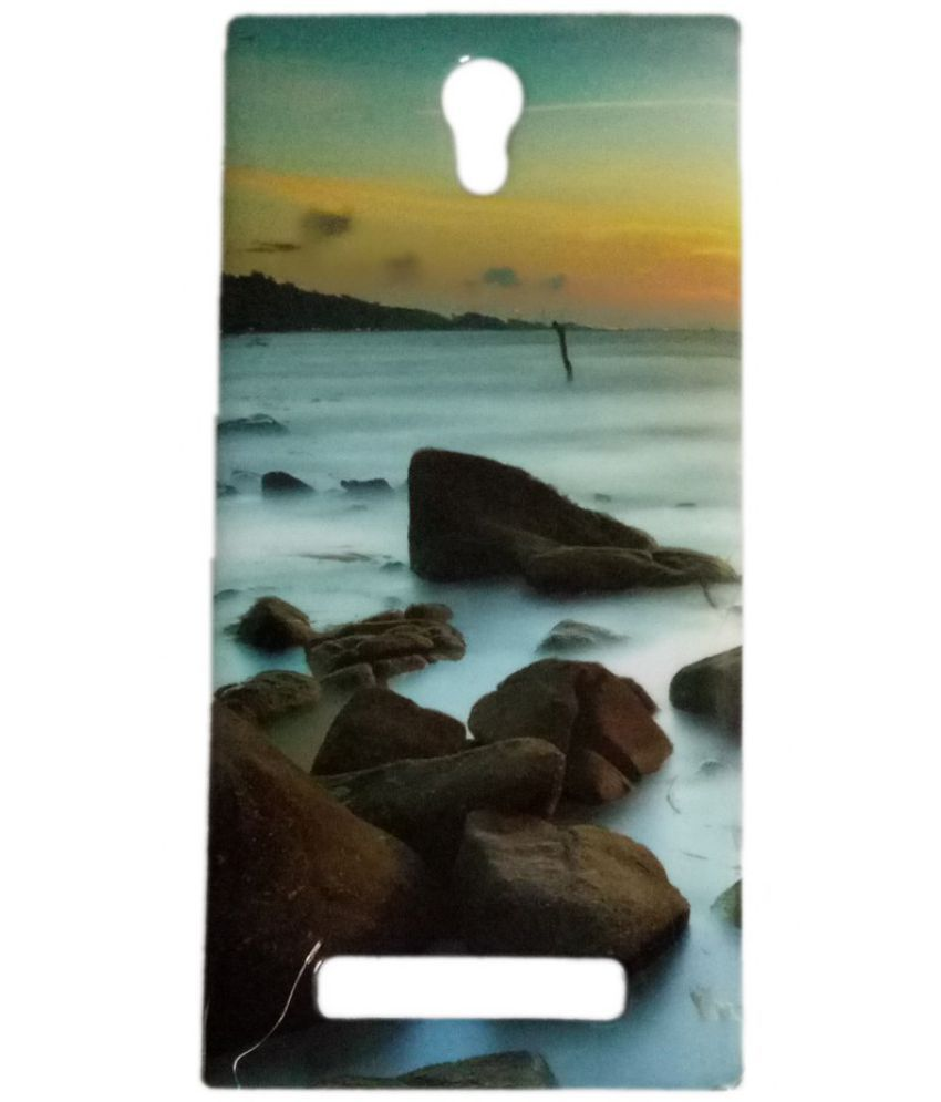 newest e276c dd765 Lava X38 Printed Cover By Ac Aditi Creations - Printed Back Covers ...