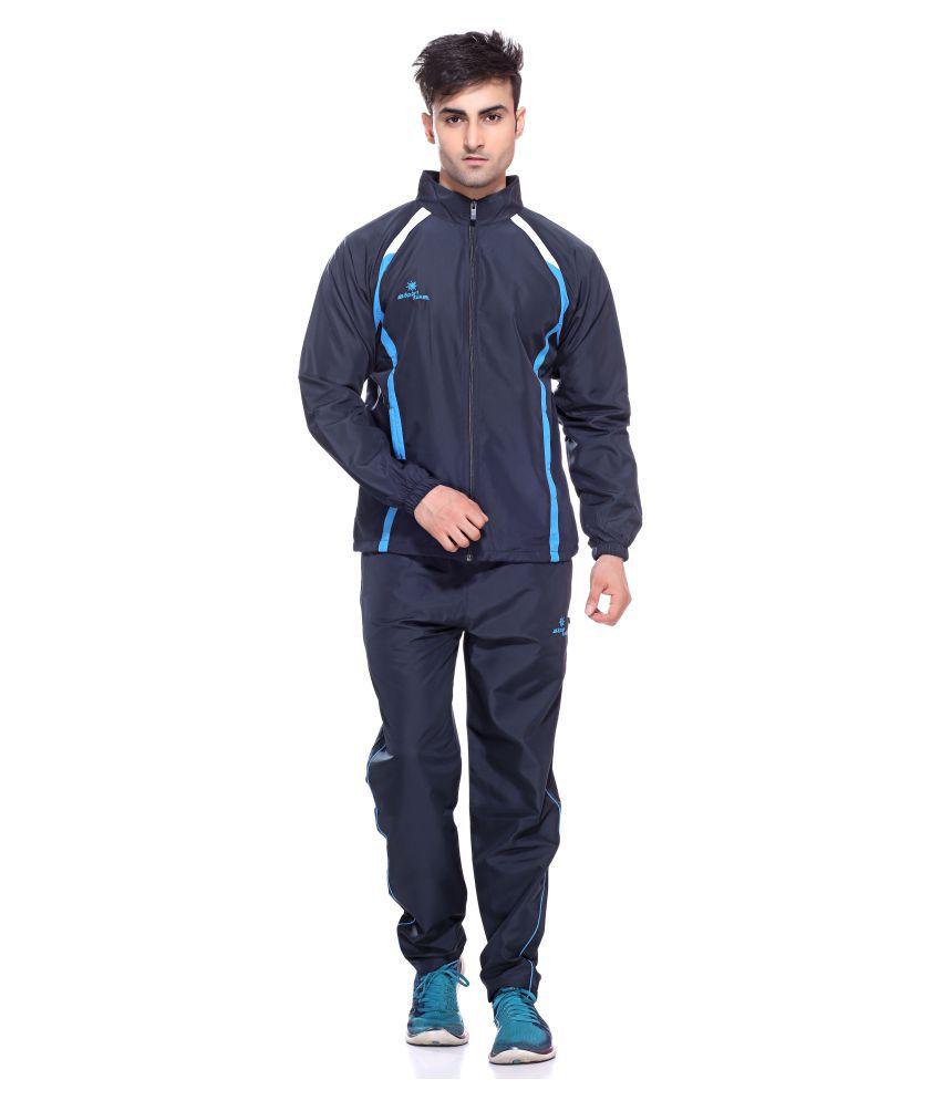Sport Sun Sportswear Navy Active Tracksuit