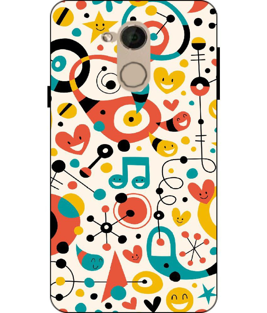 Coolpad Note 5 Printed Cover By Mouse Trap