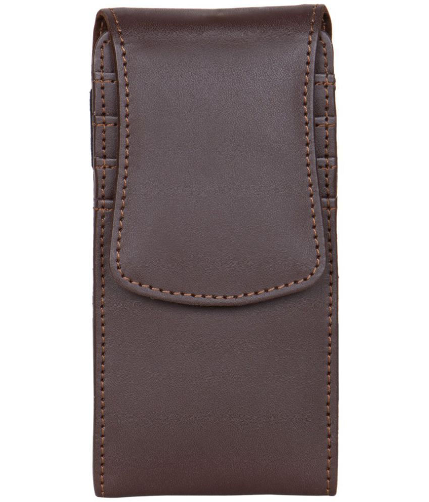 Haier L60 Holster Cover by Senzoni - Brown