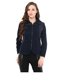 The Vanca Fleece Quiltted Jackets