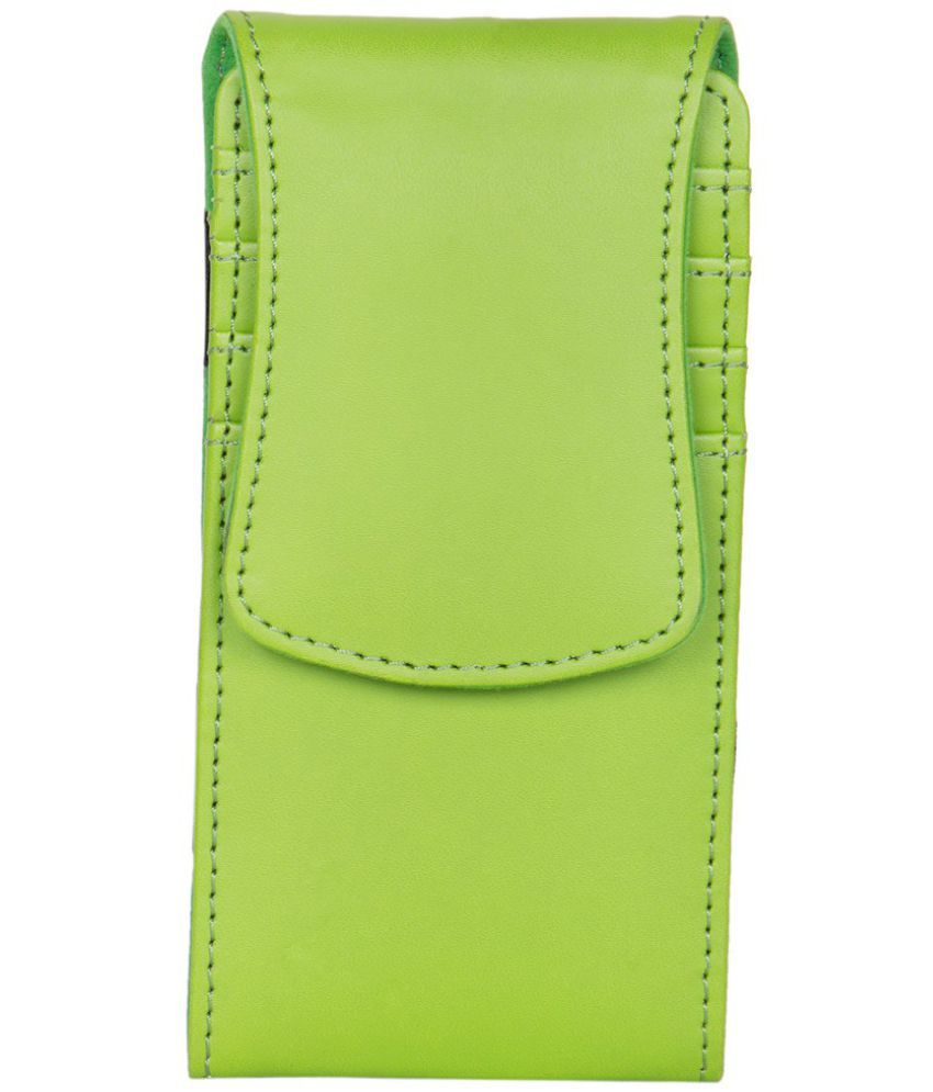 HTC Desire 320 Holster Cover by Senzoni - Green