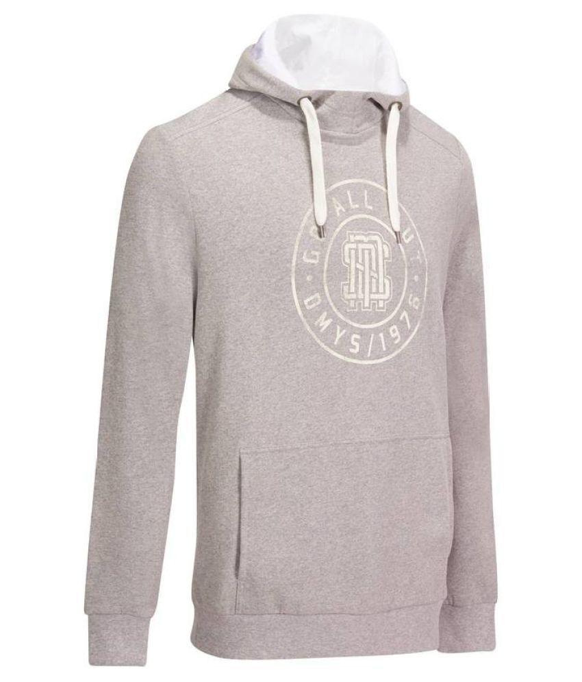 Domyos Grey Blend Sweatshirt