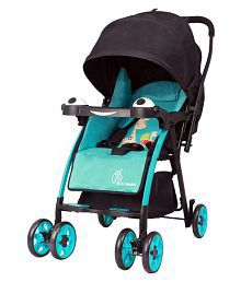 R for Rabbit Blue Stroller