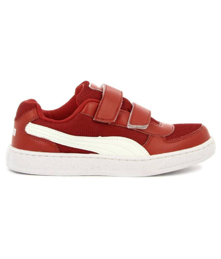 Puma Red Running Shoes Price in India- Buy Puma Red ...