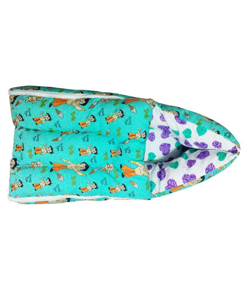 Chhota Bheem Multicolored Sleeping Bag
