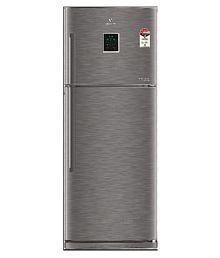 Videocon 283 LTR VZ293MESN HFK 280L Double Door Refrigerator Double Door Refrigerator Sil Broken Hl