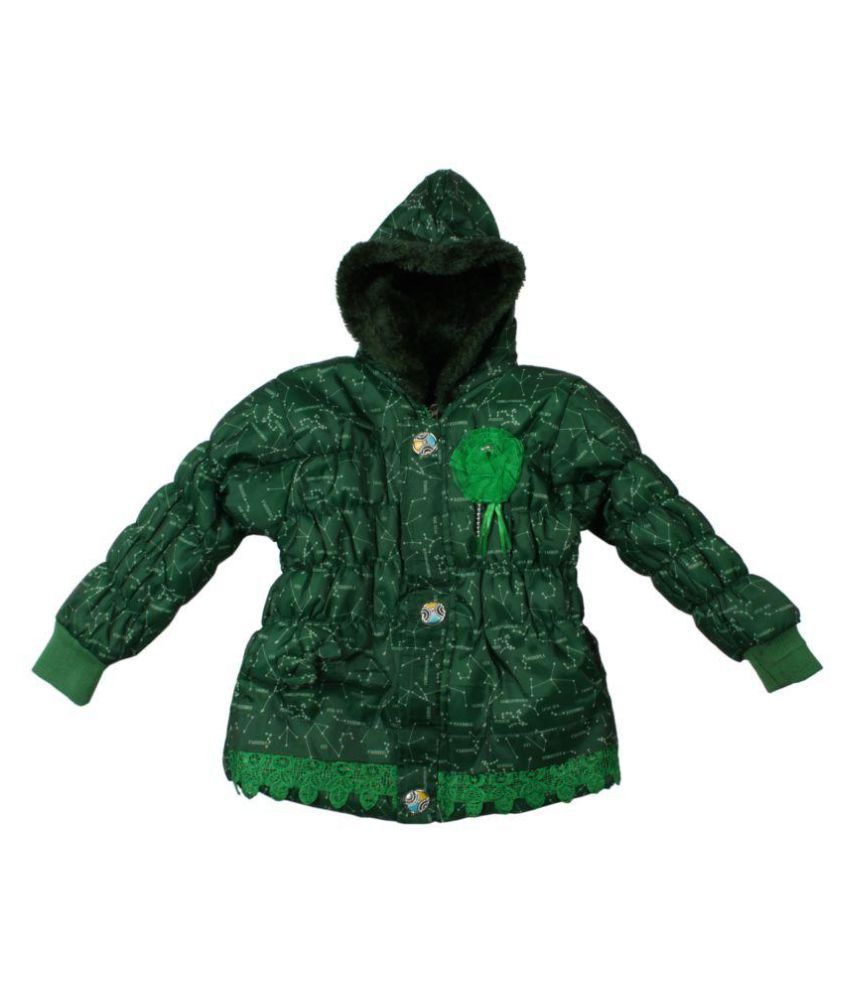 Greentree Kids Winter Wear Girls Jacket