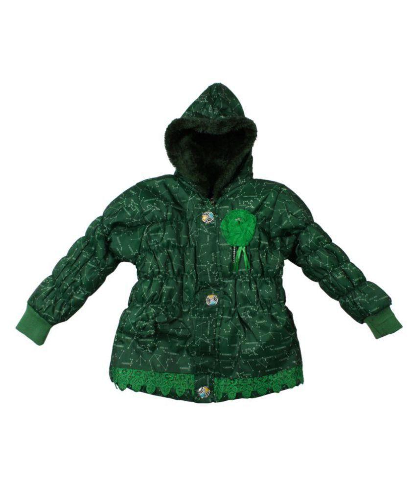 Greentree Kids Winter Wear Girls Jacket