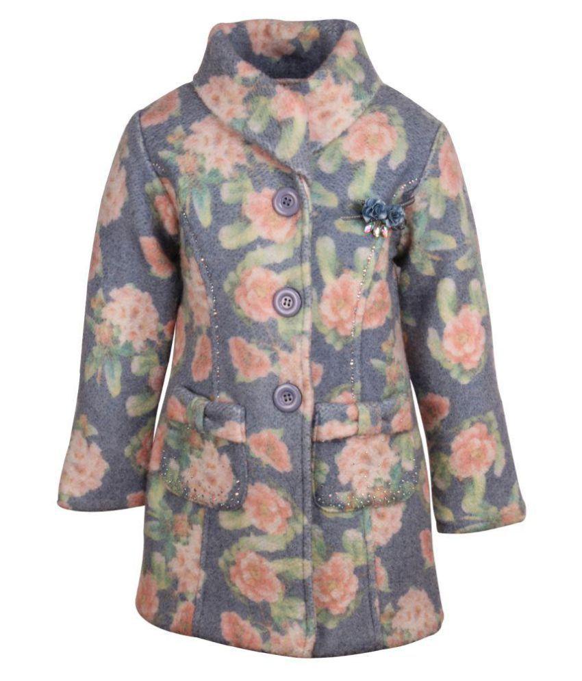 Cutecumber Partywear Winter Coat