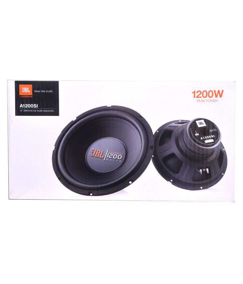 jbl audio. jbl a1200si car audio subwoofer jbl