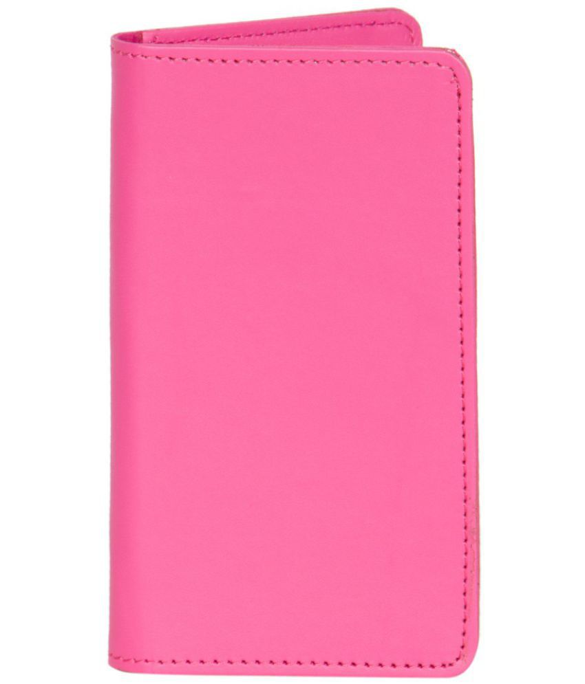 Gionee Ctrl V5 Holster Cover by Senzoni - Pink