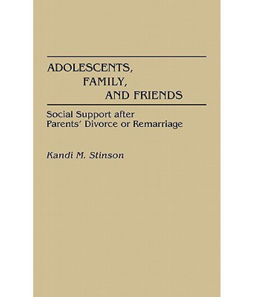 Friends divorce support