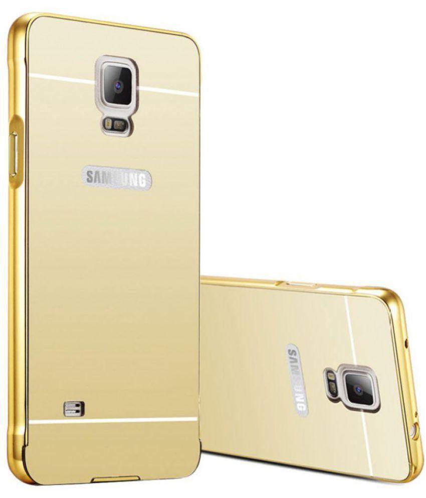 super popular b85e5 e2209 Samsung Galaxy Note 4 Cover by Emrse - Golden