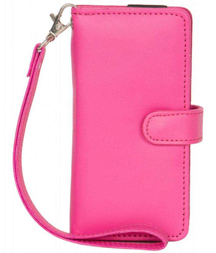 HTC Desire 820s Holster Cover by Senzoni - Pink