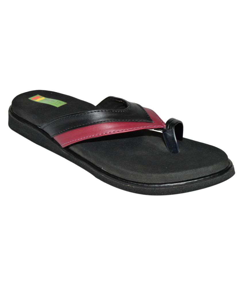 Health Line Multi Color Slippers