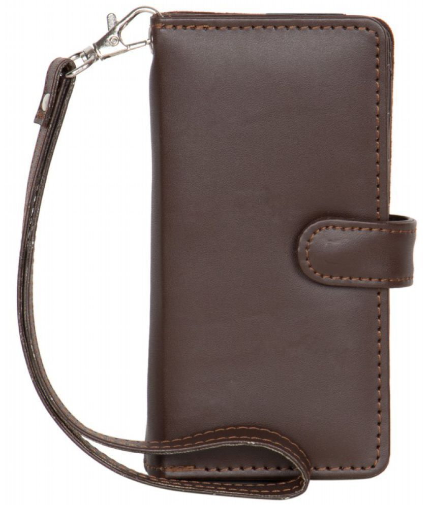 Xiaomi Redmi Note Holster Cover by Senzoni - Brown