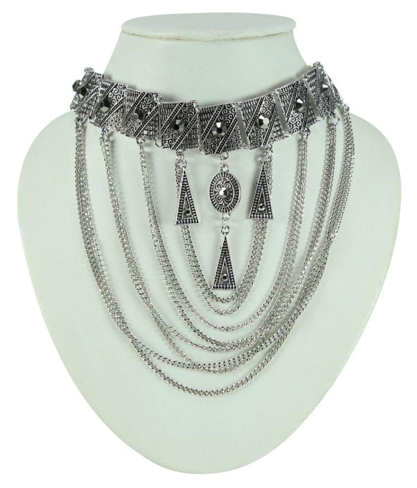 Oroca Arts Multicolor Necklace