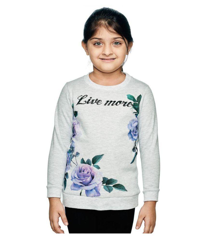 Ventra Gray Sweatshirt