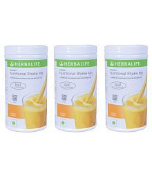 Herbalife Formula 1 Shake Mix Mango Flavour 500g Powder Pack of 3 Weight Loss