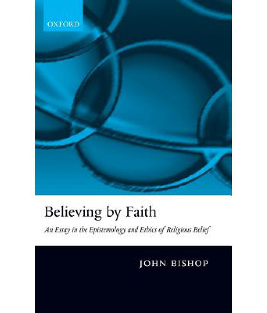ethics of belief clifford essay The ethics of belief [william kingdon clifford, william james] clifford's essay is historically relevant to the other essays.