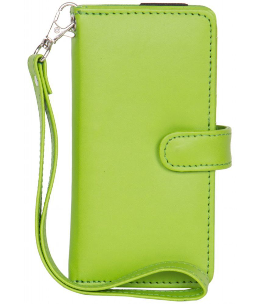 Apple iPhone 5S Holster Cover by Senzoni - Green