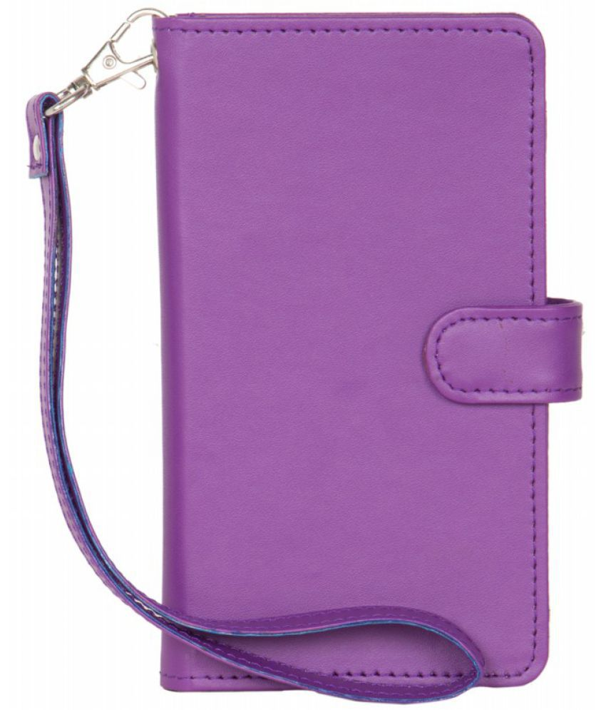 Samsung Metro Holster Cover by Senzoni - Purple