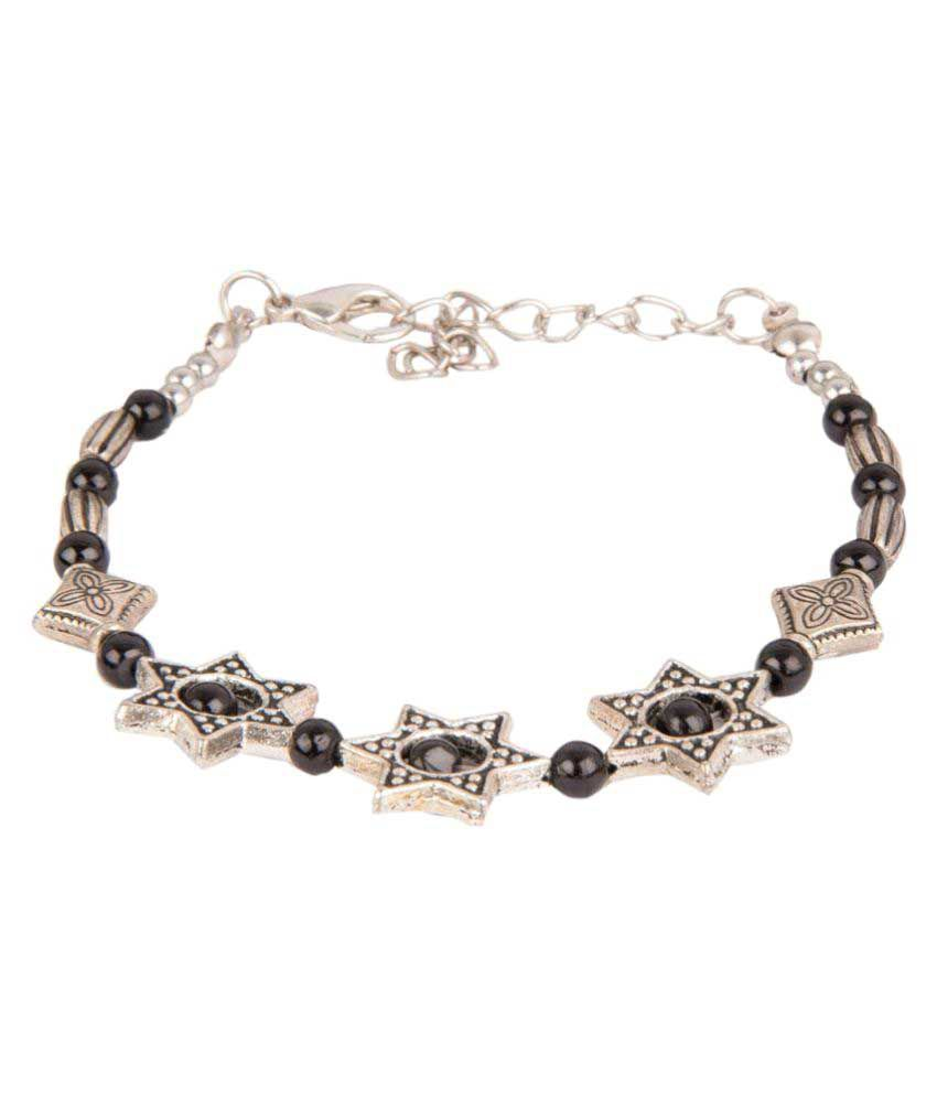 Diva Walk Multicolour Alloy Bracelet