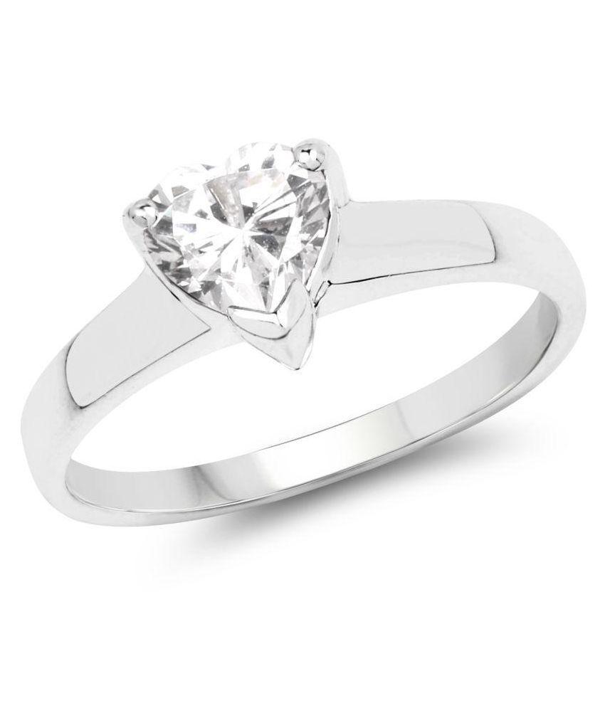 Johareez 92.5 Silver Ring