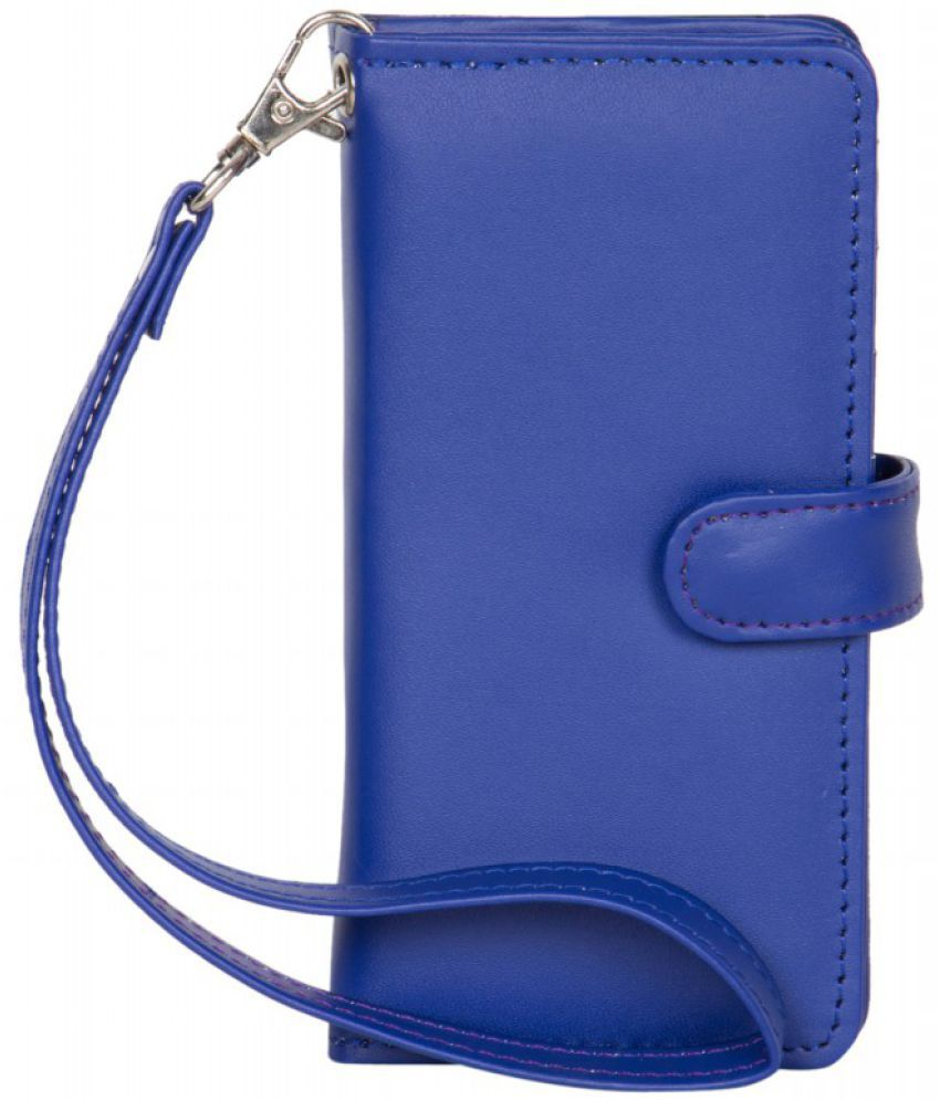 Sony Xperia Z1 Compact Holster Cover by Senzoni - Blue