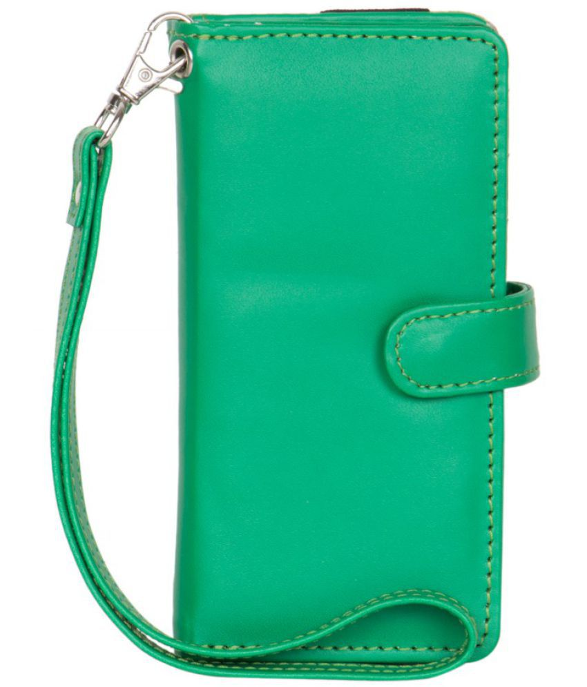 Spice Xlife M46Q Holster Cover by Senzoni - Green