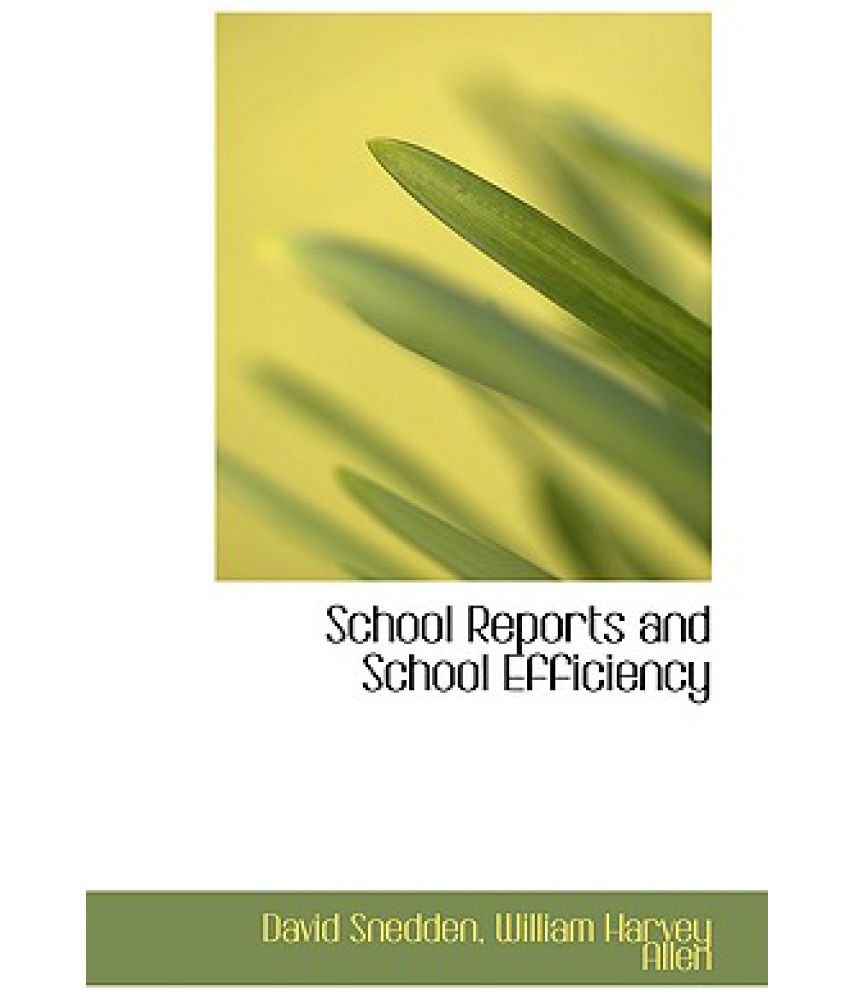 Buy school report