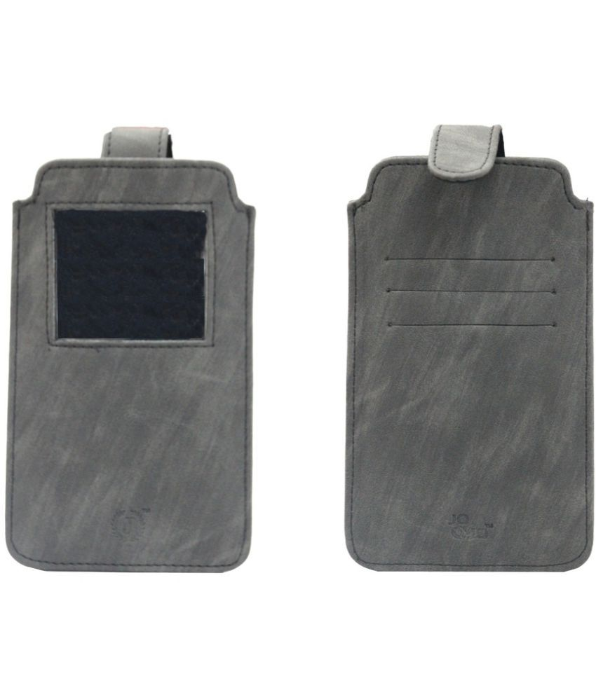 LG Nexus 4 E960 Holster Cover by Jojo - Grey