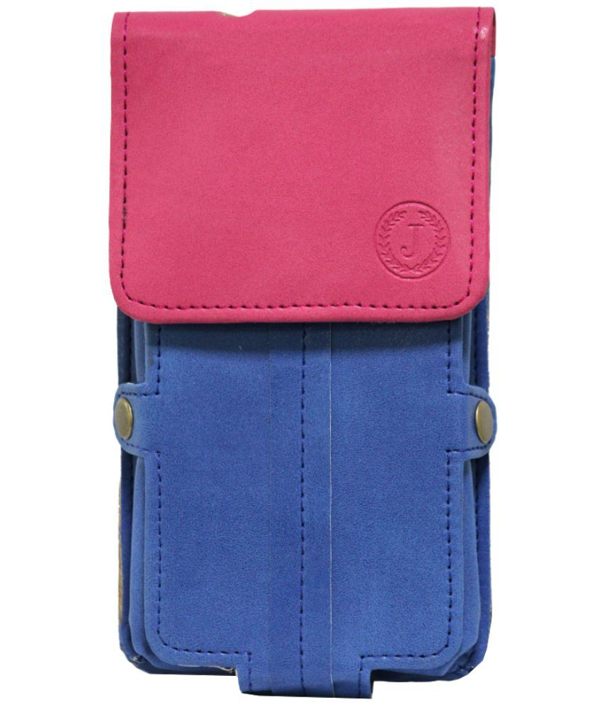 LG V20 Holster Cover by Jojo - Blue