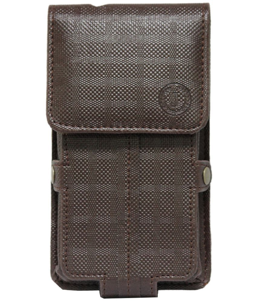 LYF Wind 5 Holster Cover by Jojo - Brown