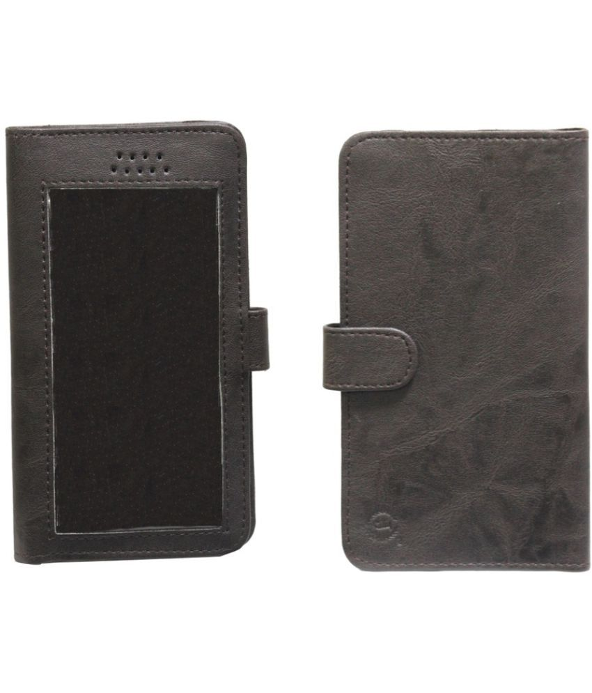 Meizu M3 Note Holster Cover by Jojo - Brown