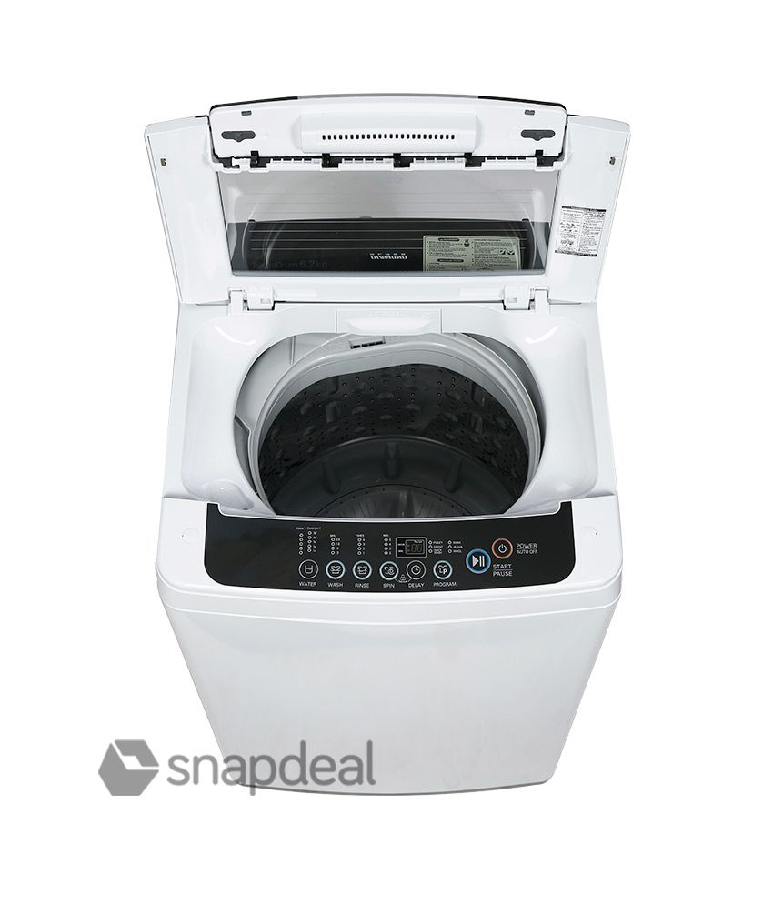 Largest Top Loading Washing Machine Lg 62 Kg T7270tddl Fully Automatic Top Load Washing Machine Blue