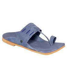 Panahi Blue Designer Shoe