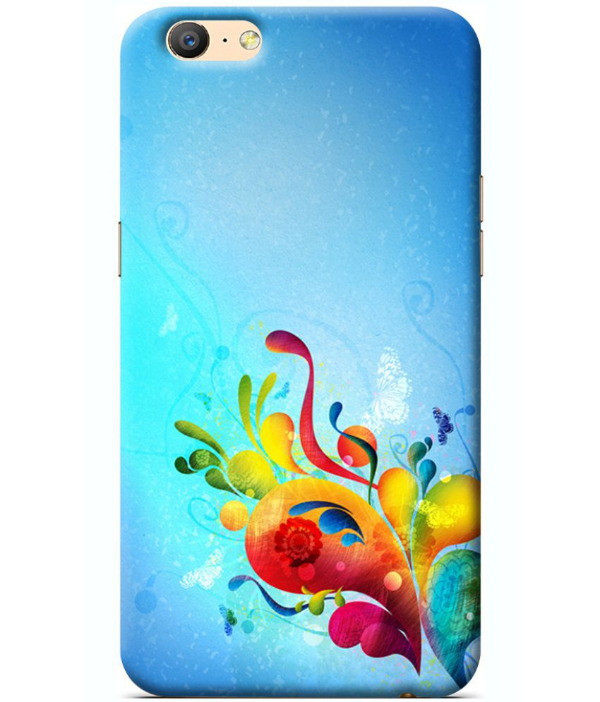 Oppo A57 Printed Cover By RKMobiles