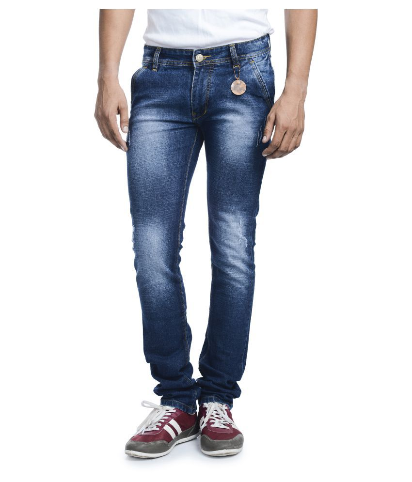 Savon Blue Slim Jeans