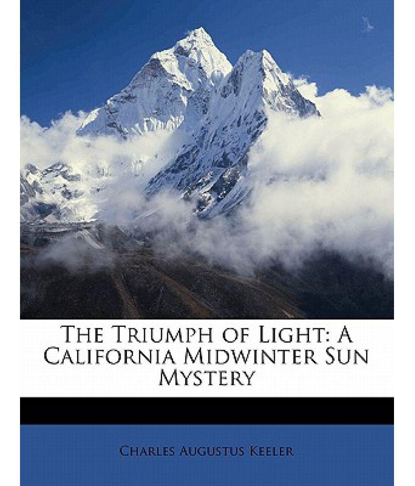 the triumph of light: buy the triumph of light online at low price