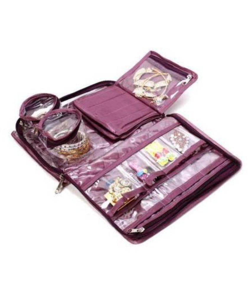 Atorakushon Purple Vanity Case