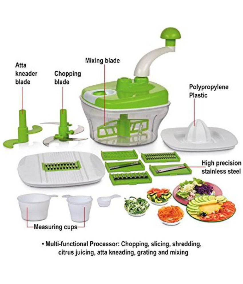... Kitchenware Food Processor Atta Maker | Dough Maker | Chop N Churn |  Hand Juicer ...