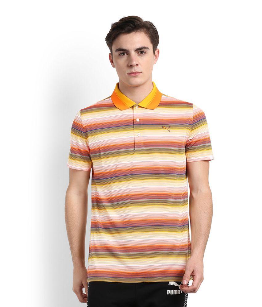 Puma Multi Polo T-Shirt